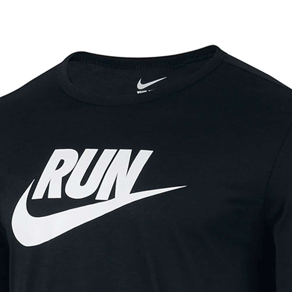 Nike run swoosh t shirt for sale online in nigeria at for Nike swoosh logo t shirt